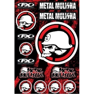 38-26002 | FX Tarrasarja Metal Mulisha kit2