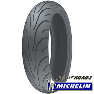 38-29087 | Michelin Pilot Road 2 190/50ZR17 M/C (73W) TL Taakse