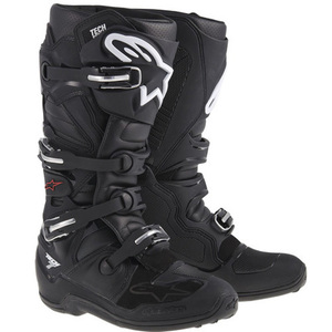38-31543 | Alpinestars Tech 7 crossisaappaat musta 14