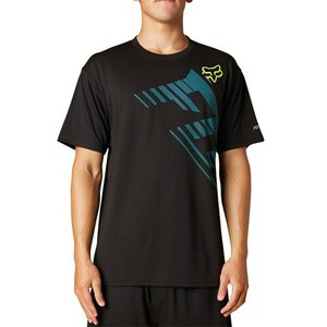 38-36140 | Fox Savant Tech Tee musta L