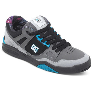 38-38585 | DC Shoes Stag 2 Ken Block kengät harmaa 8
