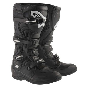 38-40031 | Alpinestars Tech 5 crossisaappaat musta 49,5