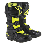 Alpinestars-Tech-6-S-Junior-crossisaappaat-mustahuomionkeltainen-437