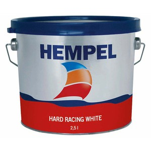 38-7750 | Hempel Hard Racing White 2,5L