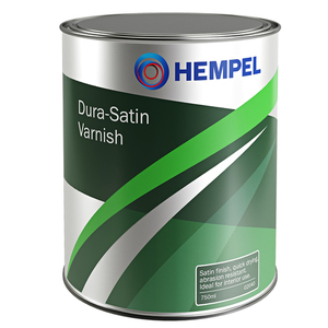 38-7938 | Hempel Dura-Satin Varnish 0,75 l