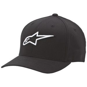 40-02559 | Alpinestars lippis Corporate musta S/M