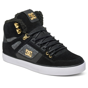40-03189 | DC Shoes Spartan High kengät musta/kulta 11.5