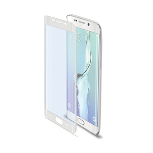 47-3449 | Celly Samsung Galaxy S6 Edge näytön suojalasi GLASS491WH