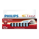 Philips-Power-Alkaline-AA-LR6-paristo-12kpl