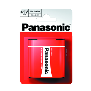47-7012 | Panasonic 4,5V Paristo