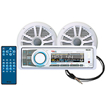 Boss-Marine-venesoitinsarja-4-x-60-W-AMFM-MP3-CD-Bluetooth