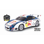 Nikko-Porsche-911-Gt3Rs-Red-Bull--RC--auto
