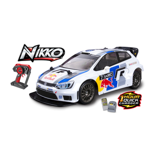 53-2320 | Nikko RC-auto VW Polo WRC