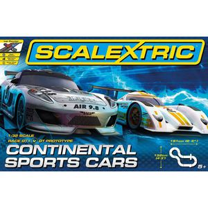 53-2321 | Scalextric Continental Sports Cars