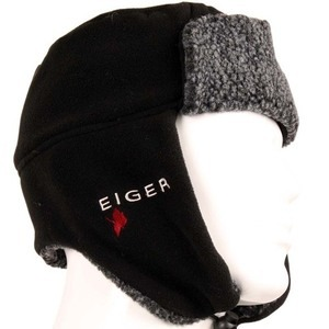 54-2030 | Eiger Fleece Korean hat pilkkilakki L/XL