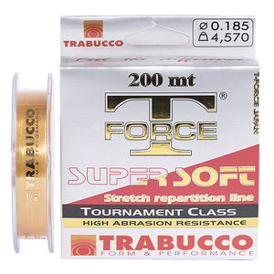 54-2371 | Trabucco T-Force Super Soft 0,40 200m