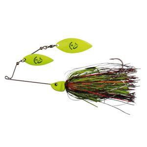54-8847 | Savage Gear Da´Bush Spinnerbait 32g Yellow/Silver