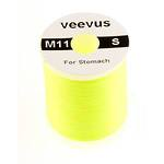 Veevus-Stomach-Thread-medium-fl-yellow-chartreuse-sidontalanka