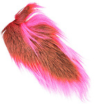 Bucktail-koko-hanta-vari-hot-pinkki