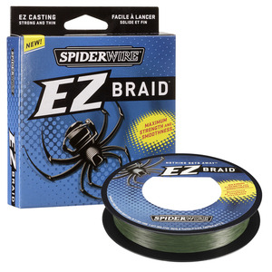 56-1252 | SpiderWire EZ Braid 0,20mm, 100m, 11,2kg kuitusiima
