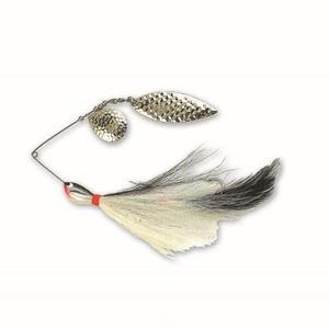 56-1668 | Northland Bionic Buctail Spinnerbait 28g 1 White Cisco