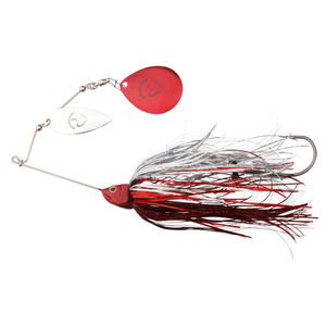 56-2523 | Savage Gear Da'Bush Spinnerbait 42g Red Silver Flash