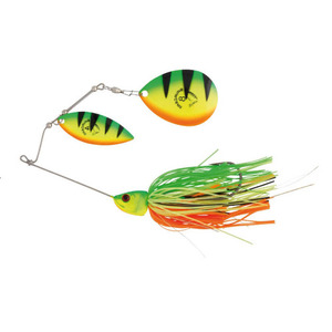 56-2524 | Savage Gear Da'Bush Spinnerbait 42g Firetiger