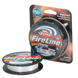 56-4140 | Berkley FireLine kuitusiima 0,10mm 5,9kg 110m Crystal