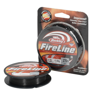 56-4153 | Berkley FireLine kuitusiima 0,32mm 23,5kg 110m Smoke