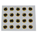 Hends-Epoxy-Eyes-3d-6mm-gold-holographic