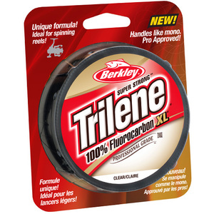 56-6628 | Trilene Fluorocarbon XL 0,25mm 100m Clear