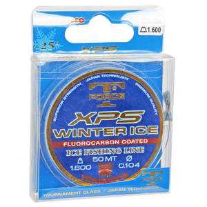 56-6895 | Trabucco T-Force XPS Winter Ice pilkkisiima 0,10mm 50m