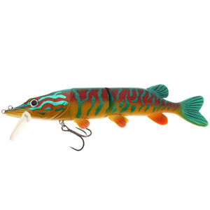 56-7301 | Westin Mike the Pike 200 mm 67 g Low Floating Crazy Parrot Special
