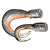 56-7639 | Savage Gear 3D Hard Eel varapyrstö 17cm Dirty Silver 2kpl
