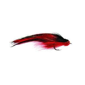 56-8558 | Fulling Mill haukiperho Andino Deceiver Red/Black 6/0 1kpl