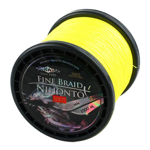 56-8961 | Mikado Nihonto Fine Braid kuitusiima 1000m 0,40mm yellow