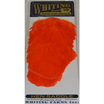 Whiting-American-Hen-Saddle-orange