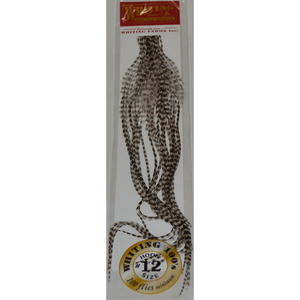 56-9439 | Whiting 100 pk size 12 grizzly