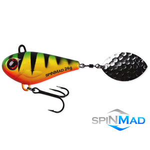 57-0219 | Spinmad Jigmaster 24g 1505 Tailspinner