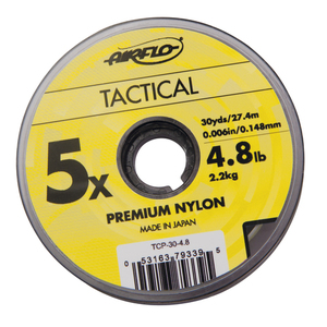 57-0864 | Airflo Tactical perukesiima 27.4m 0.185mm 2.9kg
