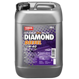 Teboil Diamond Diesel 5W-40 10l | Motonet Oy