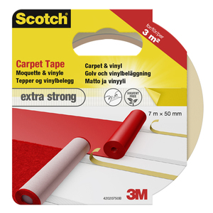 60-0702 | Scotch® Mattoteippi extra strong  7 m x 50 mm