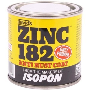 60-2125 | Zinc182 ruosteenestomaali 250ml