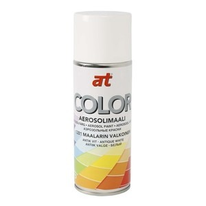 60-9410 | AT-Color spraymaali maalarin valkoinen 400ml