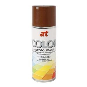 60-9419 | AT-Color spraymaali ruskea 400ml