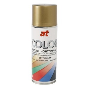 60-9429 | AT-Color spraymaali Metal Flake kulta 400ml