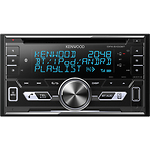 Kenwood-DPX-5100BT-2DIN-autosoitin-CD-FM-radio-USB-AUX-in-linjalahto