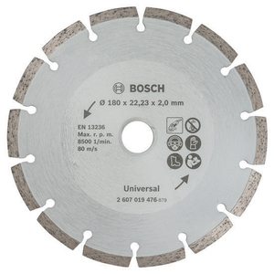 78-4631 | Bosch timanttilaikka Pro Universal Turbo 230 mm