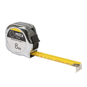 80-6508 | MTX Tools -rullamitta kromikuori 25 mm 8 m