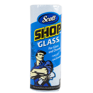 86-00096 | SCOTT® Glass towel ikkunapyyherulla